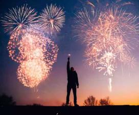 Fourth of July freedom