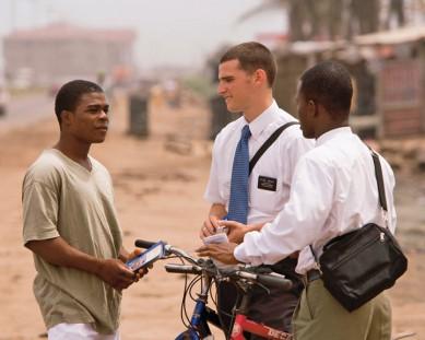 Mormon Elders