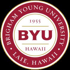 BYU-Hawaii_Medallion_Logo.svg