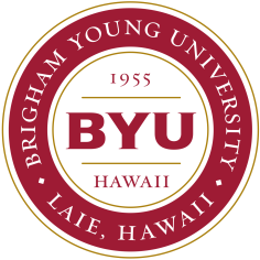BYU-Hawaii_Medallion_Logo.svg